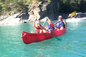 Canoës et Kayaks