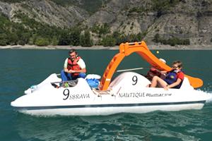 Pédal'boats