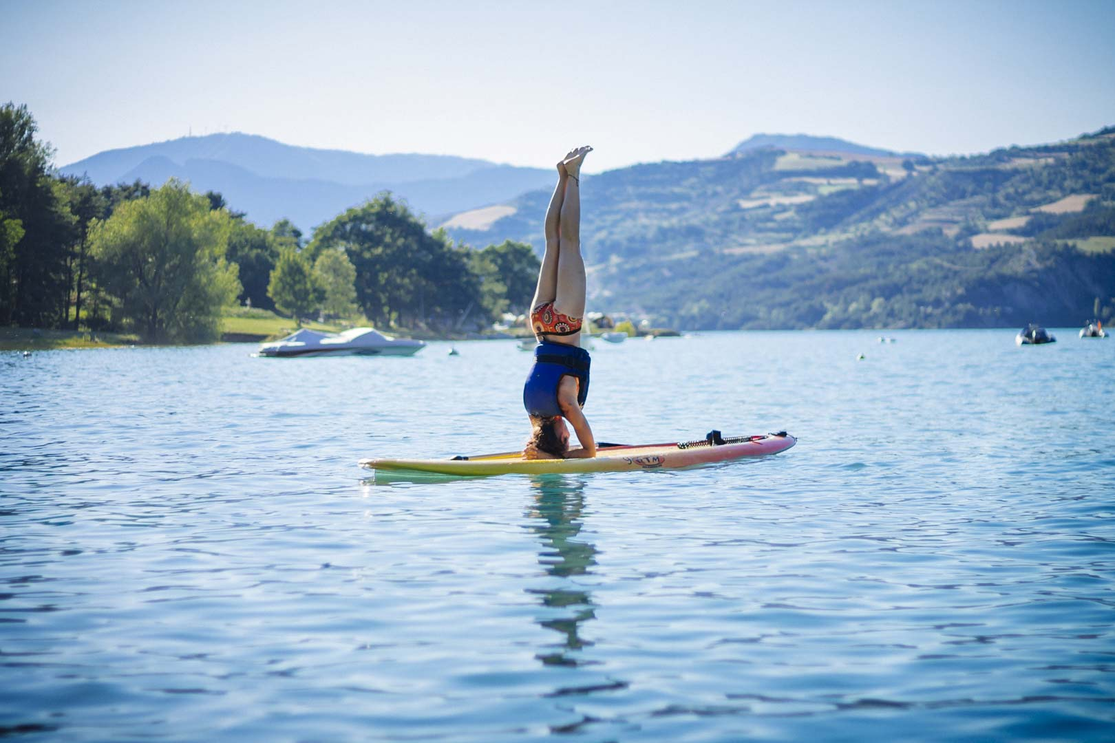 stand up paddle ubaye
