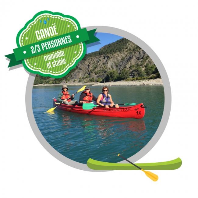 canoe-serre-poncon