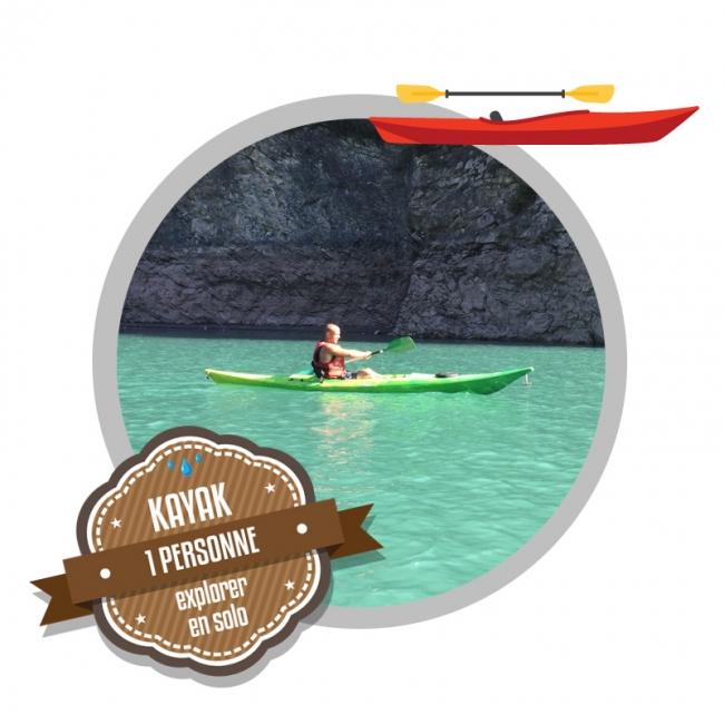 kayak-lac
