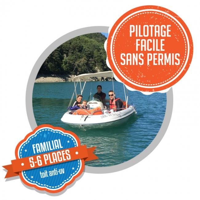 location-bateau-electrique-familial-serre-ponçon