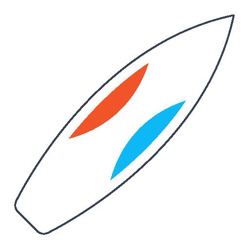 icone paddle sup